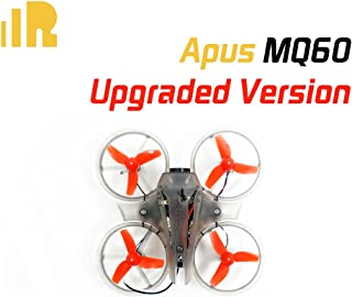 FrSky Apus MQ60 V2 Bind and Fly Integrate with XM Receiver RC Airplane Quadcopter Without Battery (Grey)