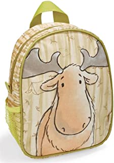 Bruce the Moose Preschool Age Child's Backpack