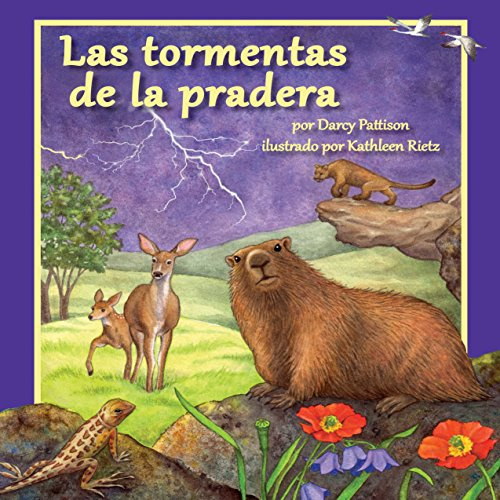Las tormentas de la pradera [Prairie Storms] copertina