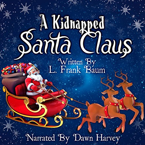 A Kidnapped Santa Claus cover art