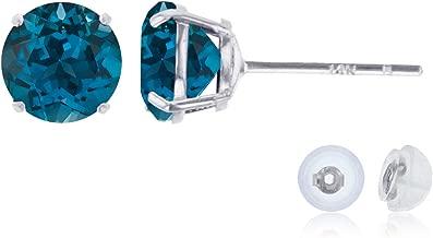 solid blue gemstone