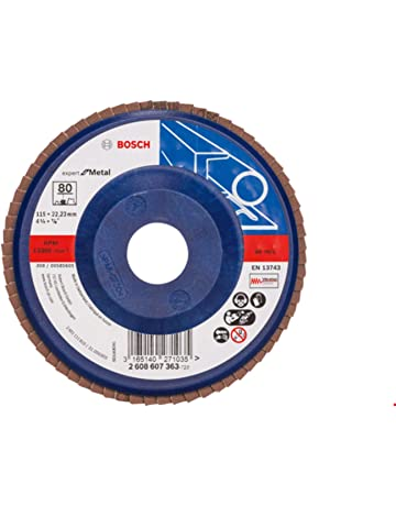 G 120 6 x 50 x 20 mm Bosch Professional 1609200288 Mola Lamellare