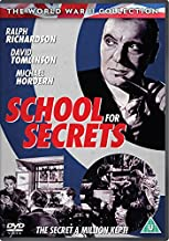 School for Secrets Secret Flight NON-USA FORMAT, PAL, Reg.2 United Kingdom