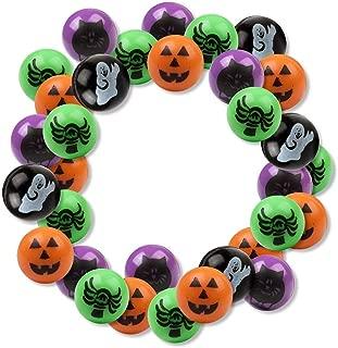 6 Dozen (72) Bright Halloween Bouncing Balls 1