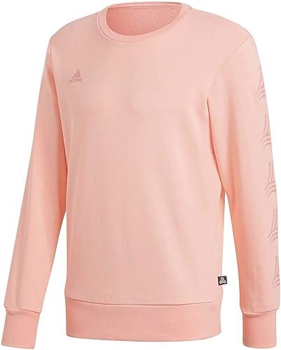 Adidas Tango Crew Sweat-Shirt pour Homme XXL Haze Coral