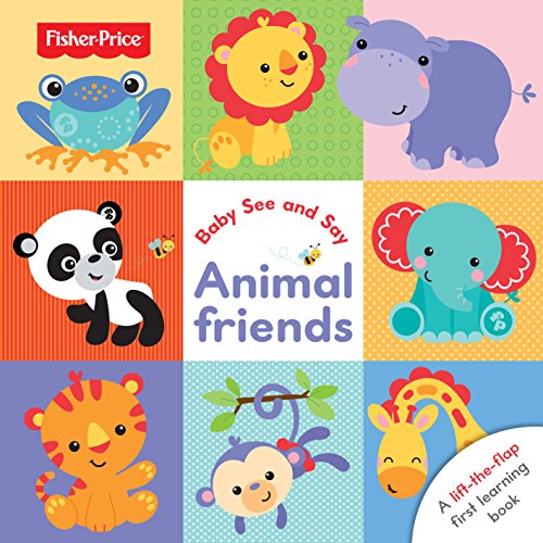 Fisher Price Baby See and Say Animal Friends