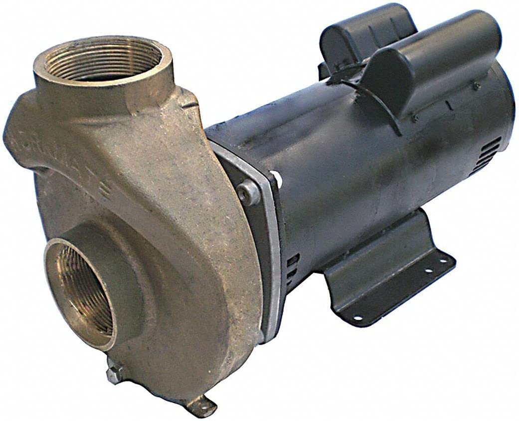 Dayton 3 HP Pool Spa Pump 4.65 Cash special price 5PXD9 - Amps 9.8-9.3 3-Phase Max 87% OFF