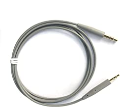 Replacement SoundTrue Headphone Extension Audio Cable 3.5mm to 2.5mm Stereo Cord Compatible with Bose On-Ear 2/OE2/OE2i/QC...