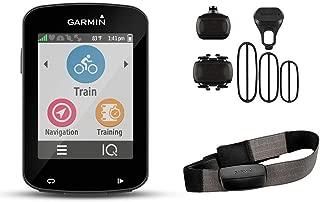 Garmin Edge 820 Bundle - Ordenador para Bicicletas, Resoluci