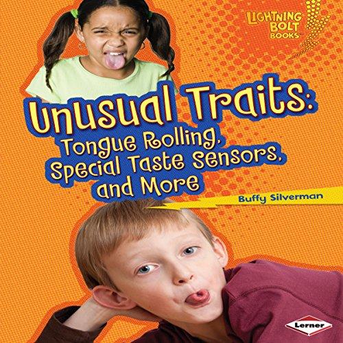Unusual Traits copertina