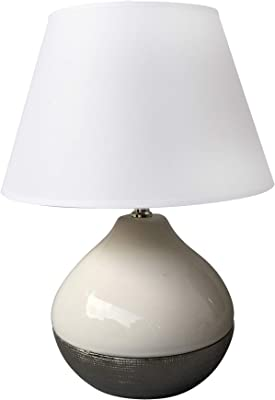 ZQH Bianca Tessuto Paralumi, Moderno Conico Lamp Shade