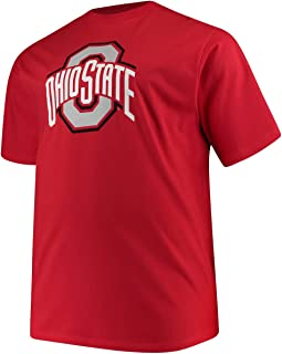 Profile Varsity Ohio State University Men's Big & Tall Buckeyes Logo T-Shirt