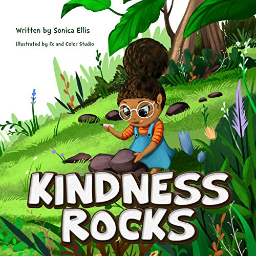 Kindness Rocks: A children's book about kindness, empathy and growth mindset (rock painting book for kids ) (English Edition)
