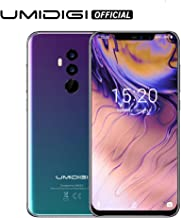UMIDIGI Z2 Special Edition- 4GB RAM+64GB ROM Unlocked Cell Phone - 6.2
