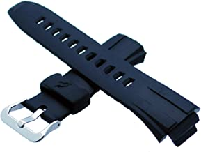 Casio #10096986 Genuine Factory Replacement G Shock Band GW300, GW301, GW330A, Black