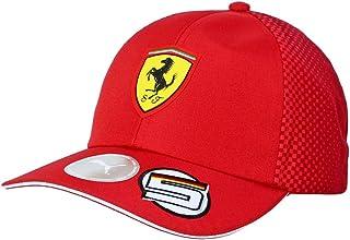Ferrari Scuderia 2019 F1 Kids Sebastian Vettel Team Hat Red