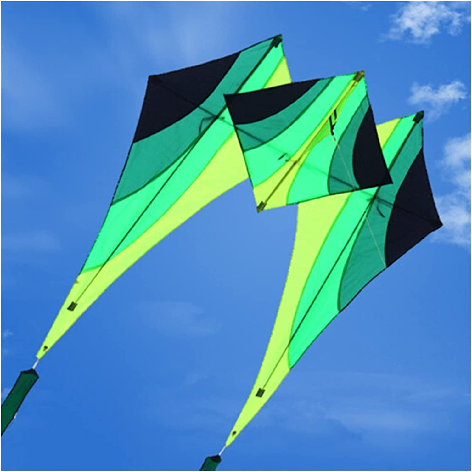 LJLWX Outdoor Kite 3D Indefinitely Nylon with Flying Kit Adult New color Toys