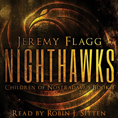 Nighthawks audiobook cover art
