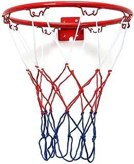 Alapaste Kids Basketball Hoop,Hanging Basketball Rim Goal Wall Mounted Basketball Hoop Indoor Outdoor for Kids Party Favor...
