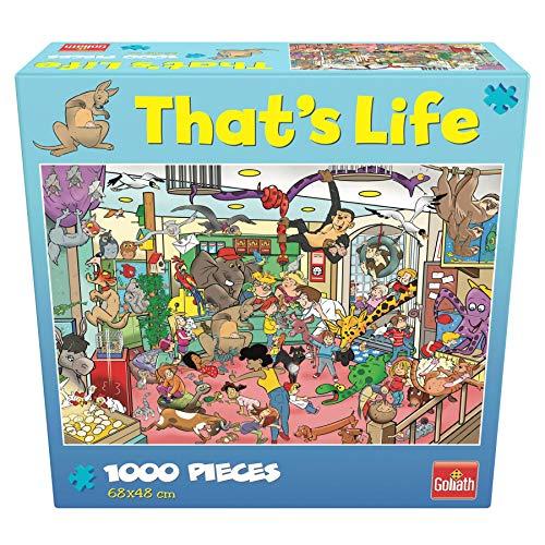 Goliath - Puzzle That's Life Haustierzelt (371423106)