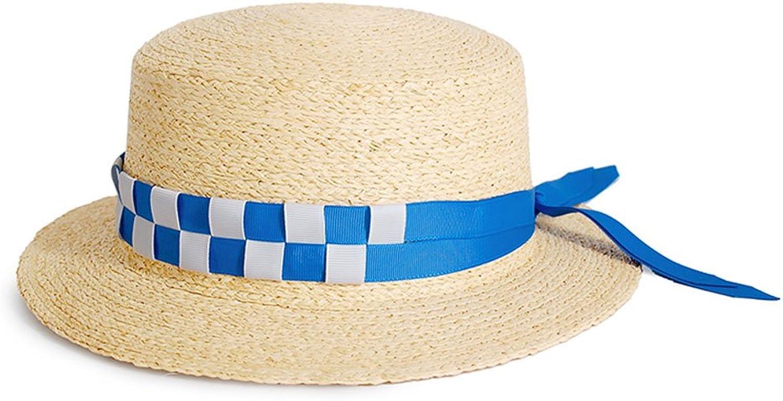 Chunlan Sun Hat Visor Hat Ladies Hat Hat Grass Hat Leisure Shopping Summer