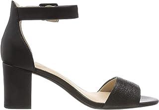 Clarks Women's Deva Mae_ankle Strap Heels