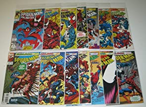 Maximum Carnage Complete Comic Book Set of 14 (Maximum Carnage)
