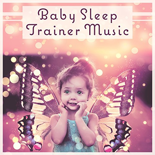 Baby Sleep Trainer Music: Infant Sleep Aid, Soft Night Light, Newborn Dream Guide, Quiet Sounds for Nursery, Comfort Time for Parents