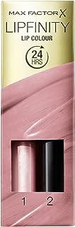 3 x Max Factor Lipfinity Lipstick Two Step New In Box - 190 Indulgent