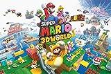 Super Mario 3D World Nintendo Platform Game Series Wii...