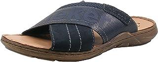 Rieker Men's Mules Clogs Leather 22063