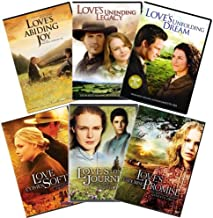 Janette Oke the Love Comes Softly Series: (Set of 6 DVDs) Love Comes Softly; Love's Enduring Promise; Love's Long Journey; Love's Abiding Joy; Love's Unending Legacy; Love's Unfolding Dream