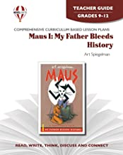 Maus 1: My Father Bleeds History - Teacher Guide by Novel Units