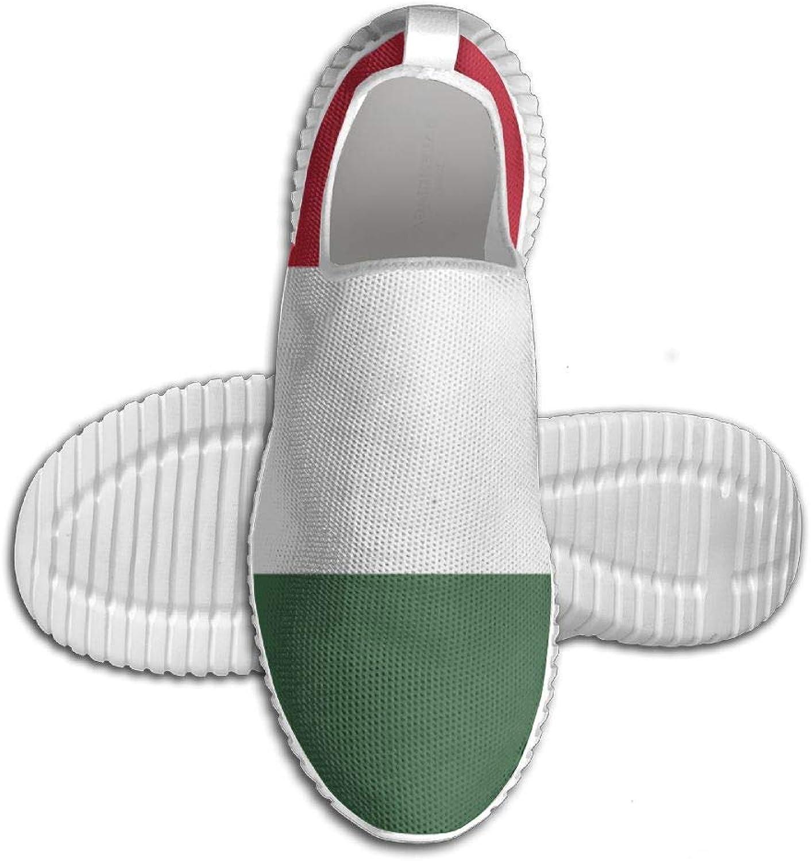 Flagg of Ungerns Trendy Printed ljusljus Andable springaning springaning springaning skor skor skor Mans Sports gående skor  försäljning med hög rabatt