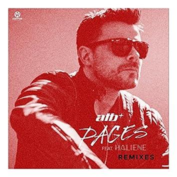 Pages (feat. Haliene) [Remixes]