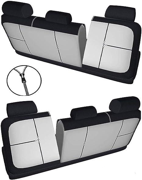 1997-2006 I rmg-distribuzione Coprisedili compatibili per Freelander Versione R39S0403 bracciolo Laterale compatibili con sedili con airbag