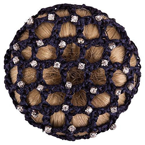 BR Knotennetz Diamond, Farbe:schwarz