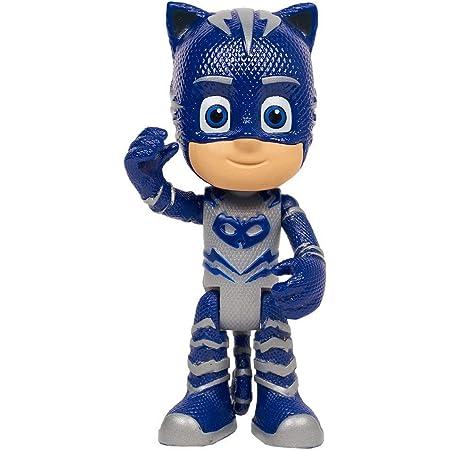 PJ Masks - Figura aticulada Súper Poder (GATUNO)