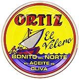 Ortiz El Velero Bonito Del Norte en Aceite de Oliva, 190g