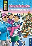 Die drei !!! - Adventskalender - Das Weihnachtsrätsel