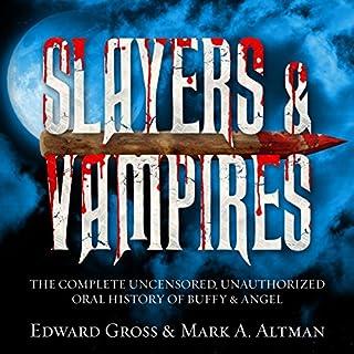 Slayers & Vampires audiobook cover art