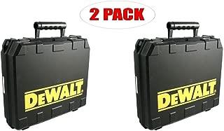 DeWalt DC330/DCS331 Jig Saw Tool Case (2 Pack) # 581580-03-2PK