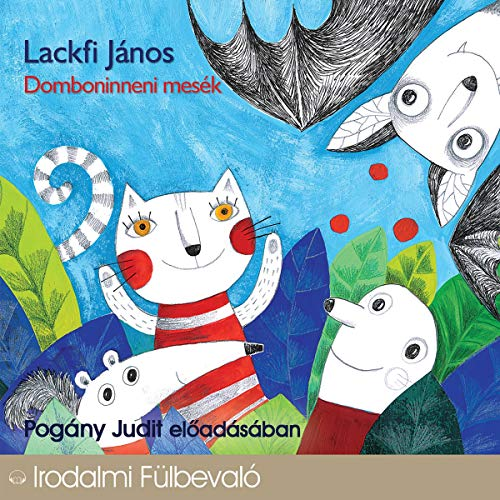 Domboninneni mesék audiobook cover art