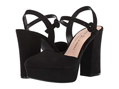 Chinese Laundry Nadia (Black Fine Suede) Women