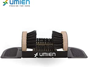 UMIEN Boot Scraper Brush Outdoor – Deluxe Folding Boot Cleaner Scrubber, No..
