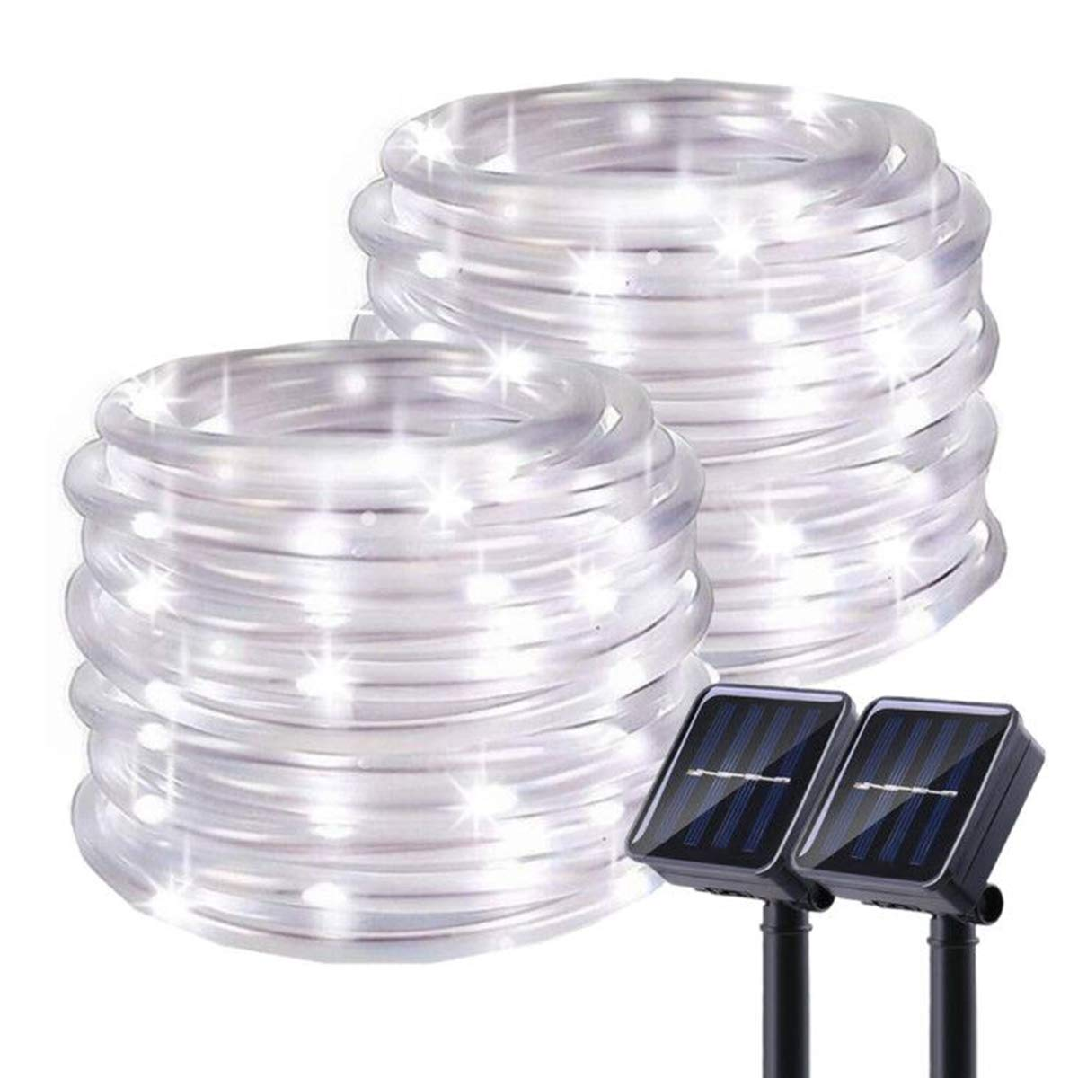 Chinety Solar String Lights Outdoor