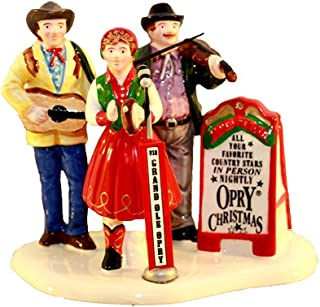 Department 56 Snow Village Grand Ole Opry Carolers 54867