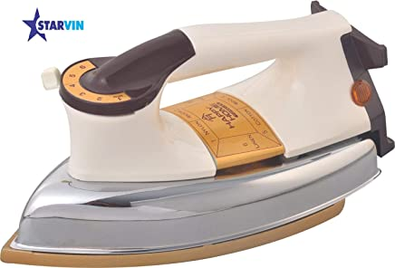 STARVIN 1000 W Happy Home Automatic Weight Electric Iron , Medium