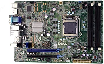 Genuine Dell D6H9T Motherboard Logic Board For Optiplex 990 Small Form Factor SFF Systems Intel Q67 Express Chipset Compatible Part Numbers: D6H9T, 0D6H9T (Renewed)