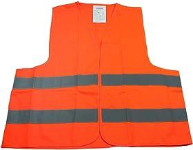 Dönges veiligheidsvest, 1 stuk, eenheidsmaat, lichtgevend oranje, 71024850